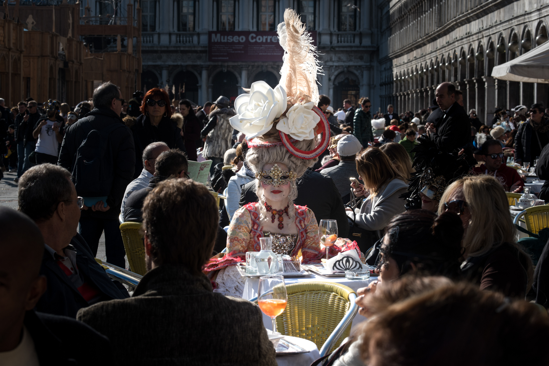 ONE DAY – WORKSHOP AL CARNEVALE DI VENEZIA