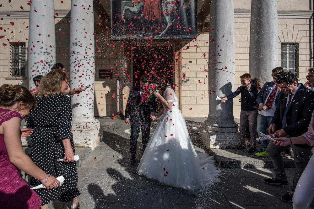 14 Stefano e Valentina-Wedding-Fabrizio Demasi-Uscita