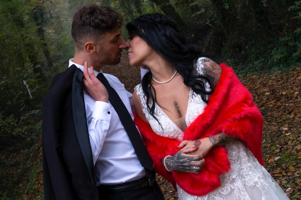 78 Fabrizio e Chiara-Wedding-Fabrizio Demasi-Bacio